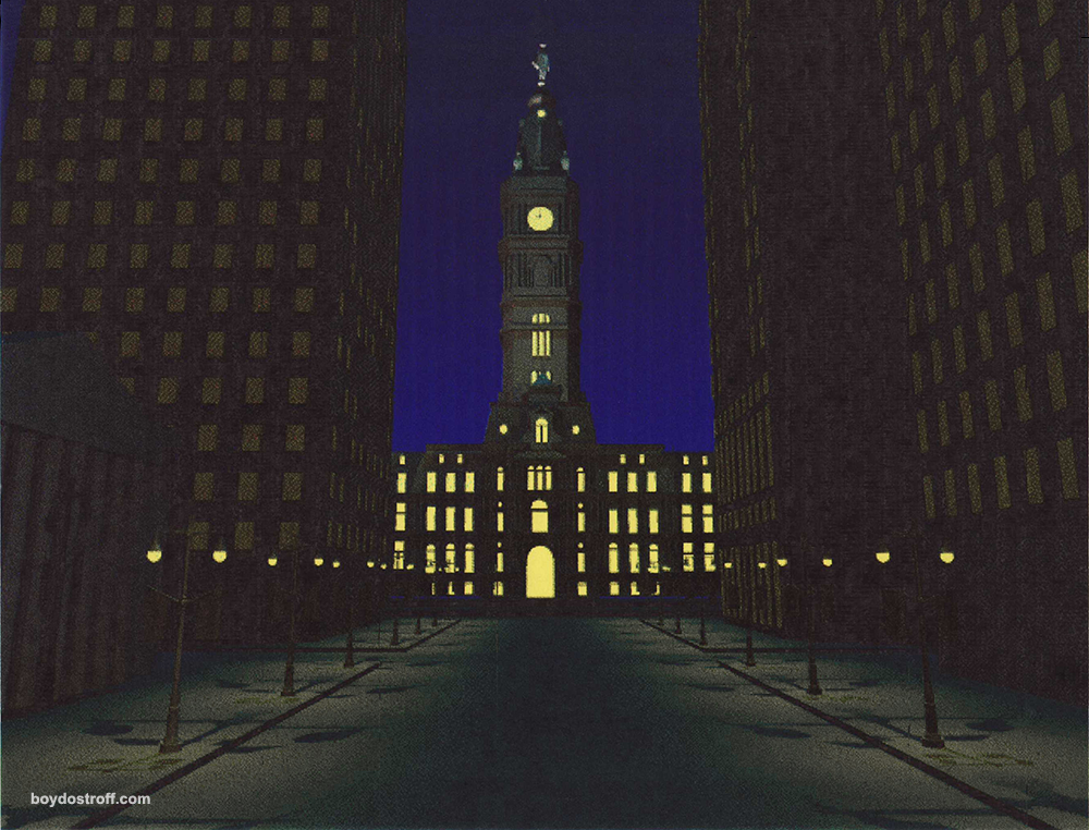 city-hall-model